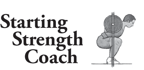 Starting Strength Coach