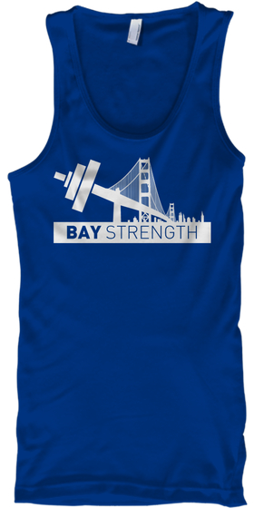 Bay Strength Unisex Tank