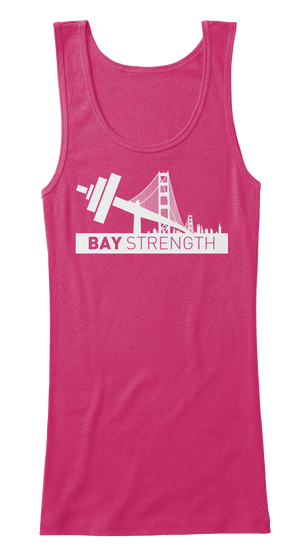 Bay Strength Women's Tank