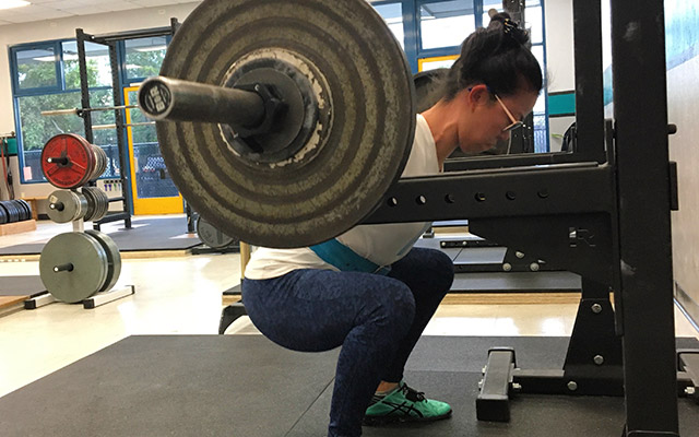 The barbell squat is an irreplaceable piece of an effective strength training program.