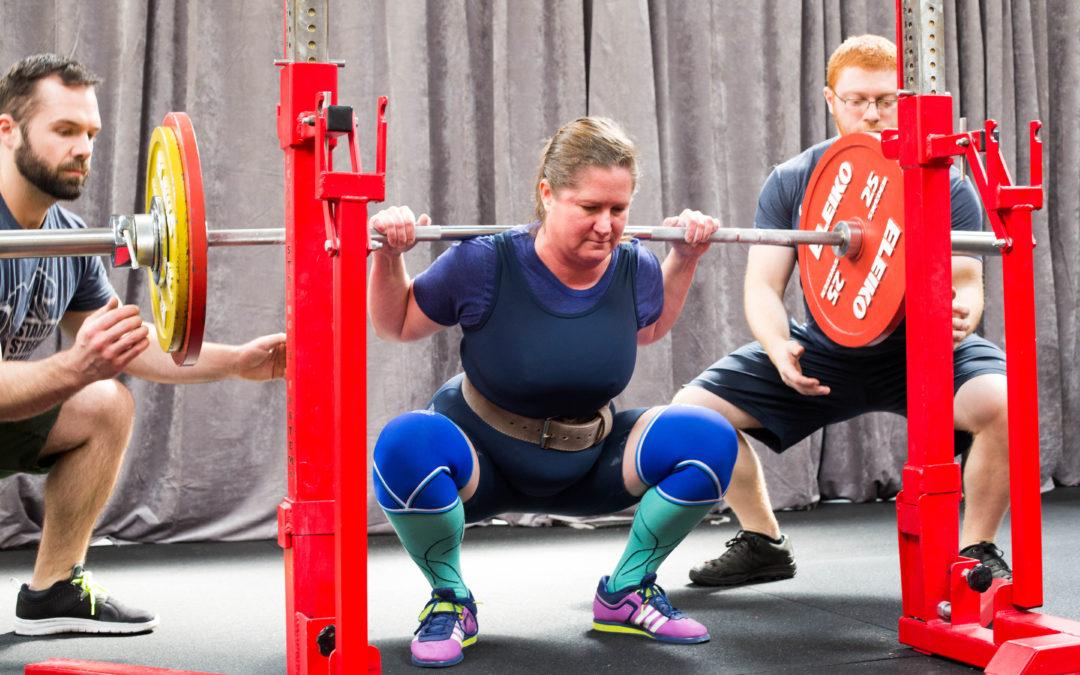 Starting Strength Challenge 2017