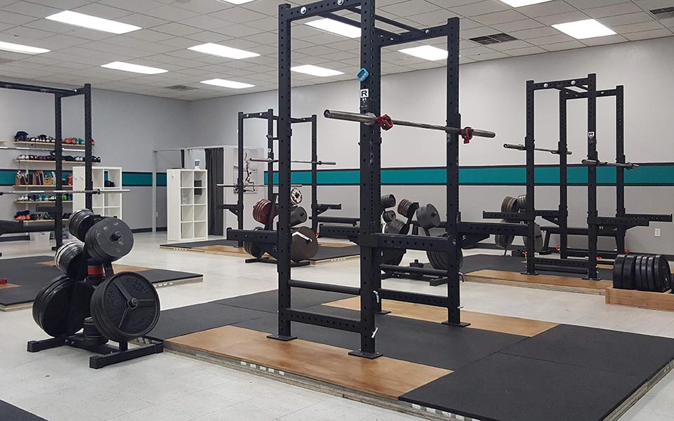 Bay Strength Weightlifting Studio and Personal Training