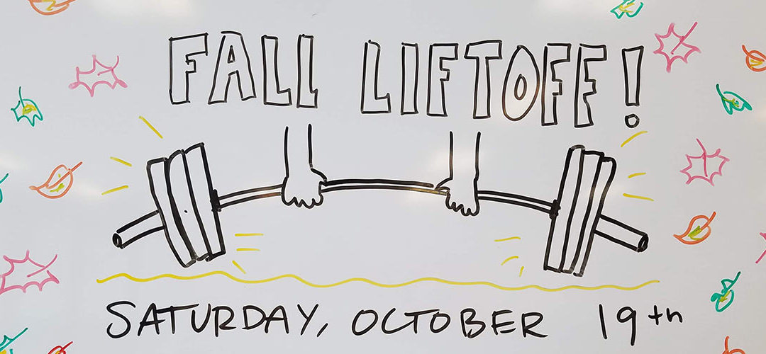 2019 Fall Liftoff
